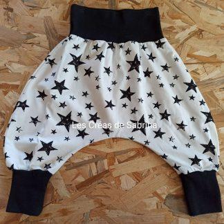 sarouel étoiles 12-24 mois