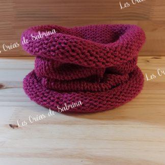 tour de cou en laine